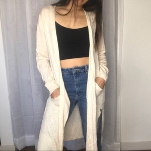 A New Day duster open cardigan